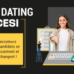 JOB DATING – Entreprises & Alternant-e-s se rencontrent
